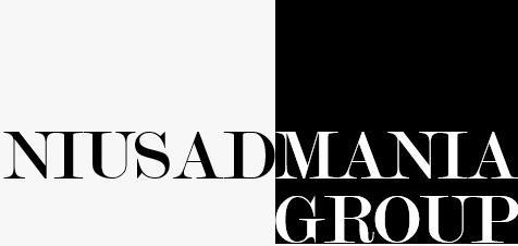Niusadmania logo